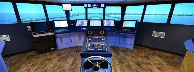 Maritime Simulation Centre - Australian Maritime College
